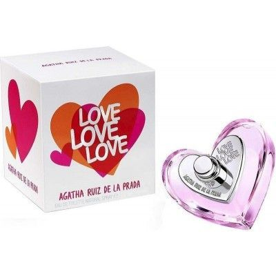 Love Love Love Edt 80ml Dama