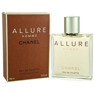 Allure Homme Edt 100ml Caballero