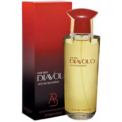 Diavolo Edt 100ml Caballero