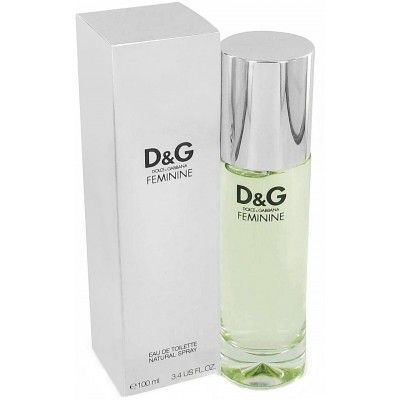 Feminine D&G Edt 100ml Dama