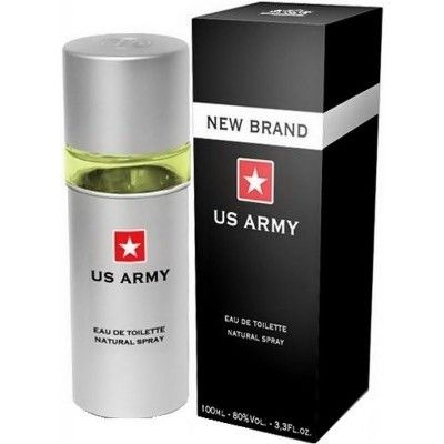 Us Army Edt 100ml Caballero