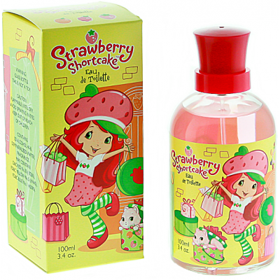 Strawberry Shortcake Edt 100ml Niña