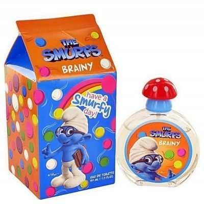 Pitufo Brainy Edt 50ml Niño