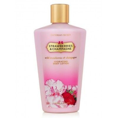 Strawberry & Champagne Body Lotion 250ml